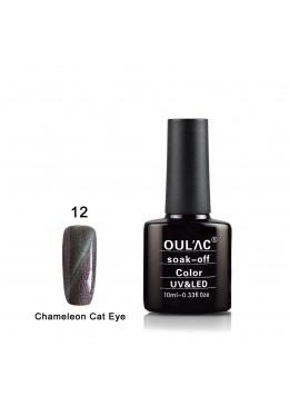 12 CHAMELEON CAT EYE SERIES