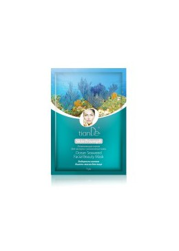TianDe maska do twarzy typu beauty z algami morskimi