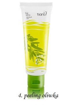 TianDe Peeling oliwkowy