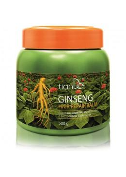 TianDe Balsam regeneracyjny do włosów z wyciągiem z żeń-szenia