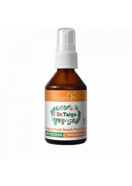 TianDe Spray ziołowy z propolisem odświeżający oddech