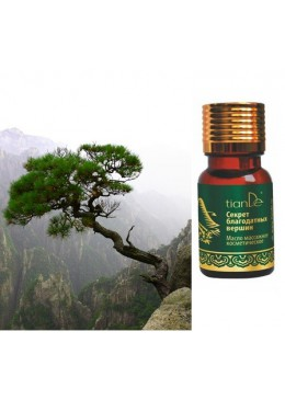 "TianDe Cosmetic massage oil ""The secret of abundant peaks"""