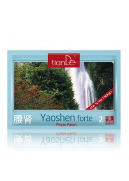 "TianDe ""Yaoshen Forte"" Cosmetic herbal body patch"