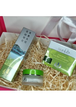 TianDe Tibetan Herbs Set Moisturizing and eye care