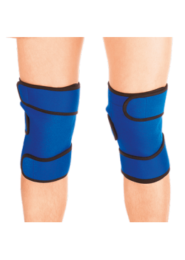 TianDe Knee pads with tourmaline spot applied 2 pcs.