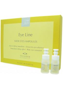 Ampułki liftingujące skórę wokół oczu 3ml